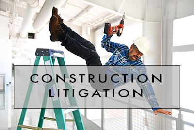 Construction-Litigation TITLE IMAGE